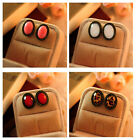 Vintage Fashion Design Elegant Womens Lady Cute Gem Ear Studs Earrings Jewelry