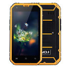 "NO.1 M2 4.5"" 13MP MTK6582 3G IP68 Waterproof Quad-Core Android Rugged Smartphone"