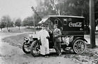 OLD ANTIQUE VINTAGE Coca Cola Delivery Truck Sales Advertising RARE PIC Photo $12.96  on eBay
