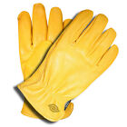 Grain Deerskin Driver Gloves with Thinsulate Lining