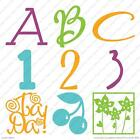 LYRICAL LETTERS Cricut Cartridge (Font Letterings, Phrases, Icons More!)