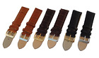 New - Watch Strap - Luxury Leather - Padded Croc Grain - Multple Sizes & Colours