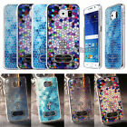 Transparent 3D Painted Relief Grip Hard Case Cover For Samsung Galaxy S5 S6 Note