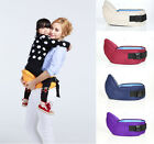 Baby Girl Boy Sling Children Infant Hip Seat Hipseat Carrier Carriage 4 Colors