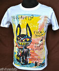 BNWT DSQUARED 2 TEE NEW D2 white COLLECTION 2015 T-shirt,S,M,L,XL,XXL