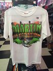 NASCAR Mark Martin #5 Go Daddy White T Shirt