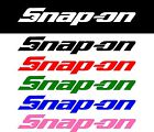 Snap-on Decal Made With Premium Die Cut Vinyl - Sticker - Tools -