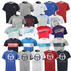Sergio Tacchini Mens casual T-Shirt top  S - XXL  various styles  retro vintage