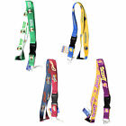 reversible lanyard keychain badge NBA PICK YOUR TEAM on eBay