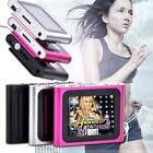 Slim 6th 18in LCD Digital MP3 MP4 Video FM Radio Player for 2GB 16GB SD TF Card