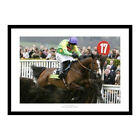 Kauto Star 2007 Cheltenham Gold Cup Horse Racing Photo Memorabilia (056)