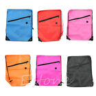 New Liberty Drawstring Headset Tote Sack School Bag Bookbag Sport Pack Backpack