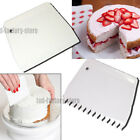 Hot Pastry Butter Dough Scraper Cutter Baking Cake Decorating Kitchen Tool #F