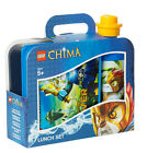 LEGO Trinkflasche Brotdose Ninjago Chima Friends Movie Drinking Bottle Lunch Set