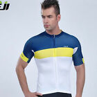 2015 CHEJI Brand Cycling Clothing Bike Bicycle short sleeve cycling jersey top