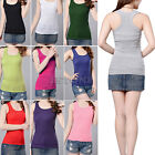 New Hot Sexy Women's Lady Vest Casual Tank Tops Sleeveless New Multi-Color