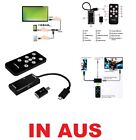 MICRO USB MHL to HDMI HDTV MHL ADAPTER + Remote Controller For Xperia Z1 Z2 Z3