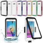 Premium Waterproof Shockproof Dirt Snow Proof Durable Case Cover For GALAXY S6