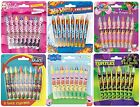 Crayons Cire Epais Personnage Lot X8