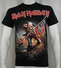 Authentic IRON MAIDEN Eddie The Trooper T-Shirt S M L XL 2XL NEW