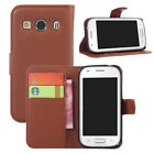 For Samsung Galaxy ace style LTE G357 Book Style Stand Cover Case