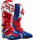 2016 Fox MX Instinct Boot - Blue / Red Motocross Offroad Enduro LIMITED