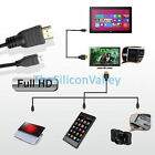 10FT 1080P Micro HDMI to HDMI Male Adapter Converter Cable Cord for PC Tablet
