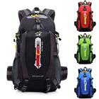 40L Novelty Waterproof Nylon Backpack Cycling Travel Hiking Mountaineering Bag