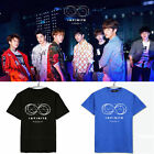 Infinite COTTON Tee T-shirt SUNGGYU SeongYeol Reality Kpop New