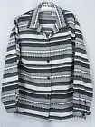 Alfred Dunner Woman's Black & White Jacket Size 16  Casual / Evening