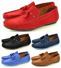 New Men's Casual Loafers Moccasins Slip on Shoes with Tassels in  UK Sizes 6-11