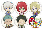 anime with white hair -  Akagami no Shirayukihime Snow White with the Red Hair Anime Button Pin Magnet