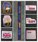 21st World Scout Jamboree 2007 UK WSJ Contingent / Unit Badge / IST Patch #1