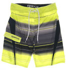 NEW O'neill SUPERFREAK Boardshorts Surf Beach swim trunk sz 30 stripe stretch