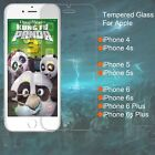 Anti Shock Tempered Glass Screen Protector Film Guard For iPhone 4 5 6 6 Plus AU