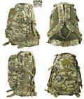 Army Combat Military Special Ops Molle Rucksack Backpack Day Pack Bag BTP 45L
