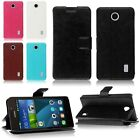 Magnetic Flip Case Stand Wallet Leather Cover Skin For Huawei Ascend  Phone