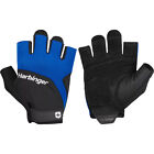 Harbinger 1260 Training Grip Weight Lifting Gloves - Black/Gray