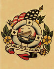 Sailor Jerry Tattoo Art Photo Print