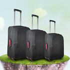 """Travel Luggage Trolley Suitcase Protective Elastic Cover for Bag 18"""" 20"""" 22""""-30"""""""