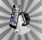 iwatch Stand Docking Ladestation Halterung Halter für Apple Iphone Alu38mm 42mm