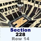 1-6 Tickets San Antonio Spurs vs Charlotte Hornets AT&T Center Great Value