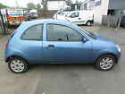 Ford Ka 1.3 2003MY Collection  SPARES OR REPAIRS