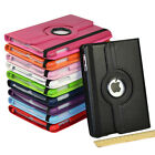 PU Leather 360 Degree Rotating Smart Stand Case Cover For Apple iPad Mini 4