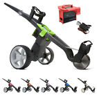 """""""NEW 2018"""" GO KART AUTOMATIC ELECTRIC GOLF TROLLEY + 18 HOLE BATTERY AND CHARGER"""