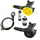 Mares Regulator Rover 2S + Octopus Rover + Gauge Pms 06DE