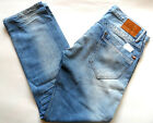 "PEPE JEANS Men's Tooting Regular Fit Straight Leg Denim Light Blue W 30"" - 36"""