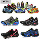 New Hot Men's Salomon Speedcross 3 Athletic Running Outdoor Hiking Shoes