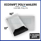 "1-10000 10 x 13 ""EcoSwift"" Poly Mailers Envelopes Plastic Shipping Bags 2.35 MIL"