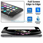 3D Full Cover Coverage HD Tempered Glass Screen Protector For iPhone 6s/6s Plus